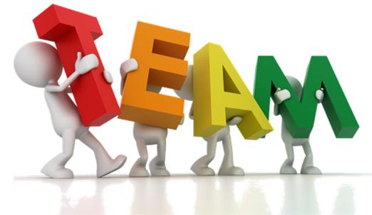 Team samarbejde